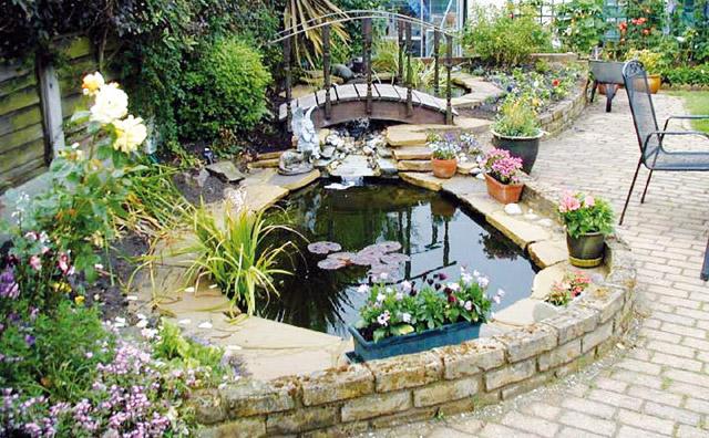 il bello del giardino acquario