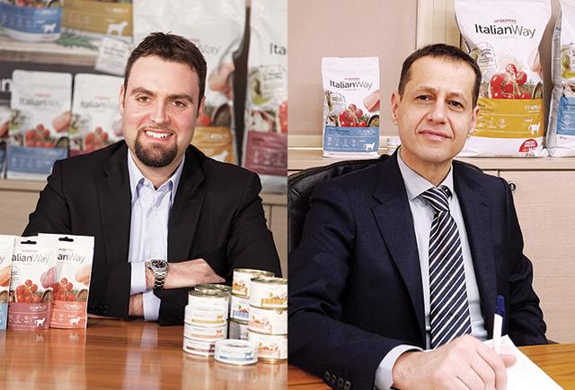 Mauro Landini e Steven Giuntini titolari della Landini giuntini Spa