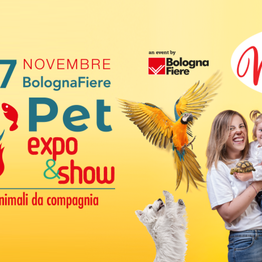 pet expo e show bolognafiere