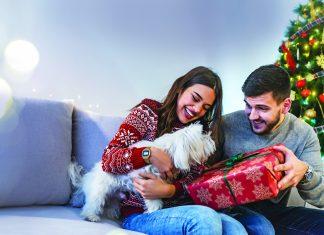 Natale in famiglia anche per i pet