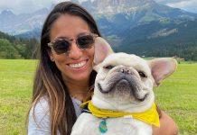 Giulia Tardani Pet Influencer con Karl il suo magnifico French Bulldog
