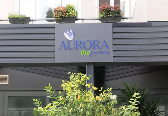 sede aurora biofarma