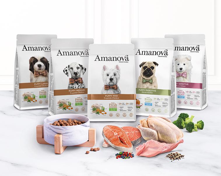 petfood per cuccioli