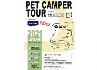 Manifesto camper in tour